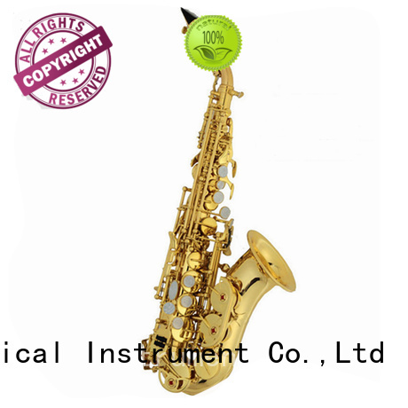 best curved bell soprano saxophone manufacturer for concert