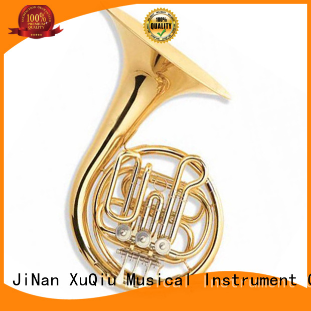 XuQiu professional french horn manufacturer for kids