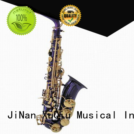 XuQiu alto saxophone brands for concert