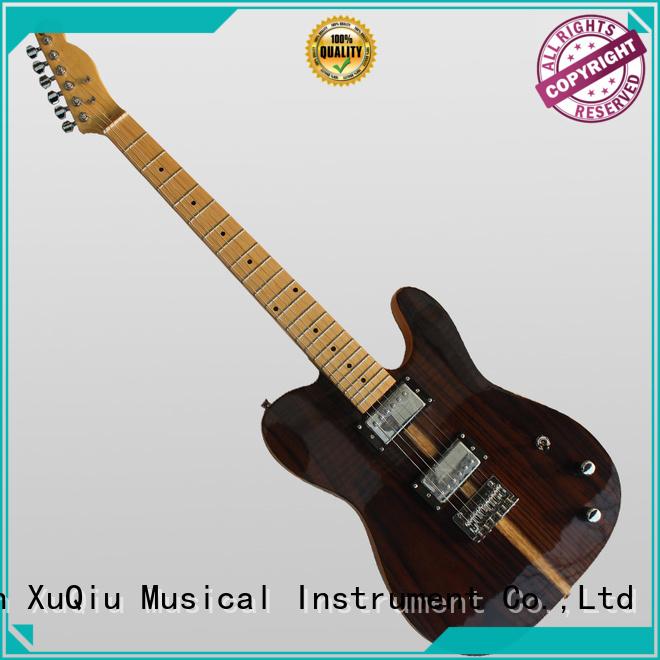 XuQiu junior custom electric guitars for beginner