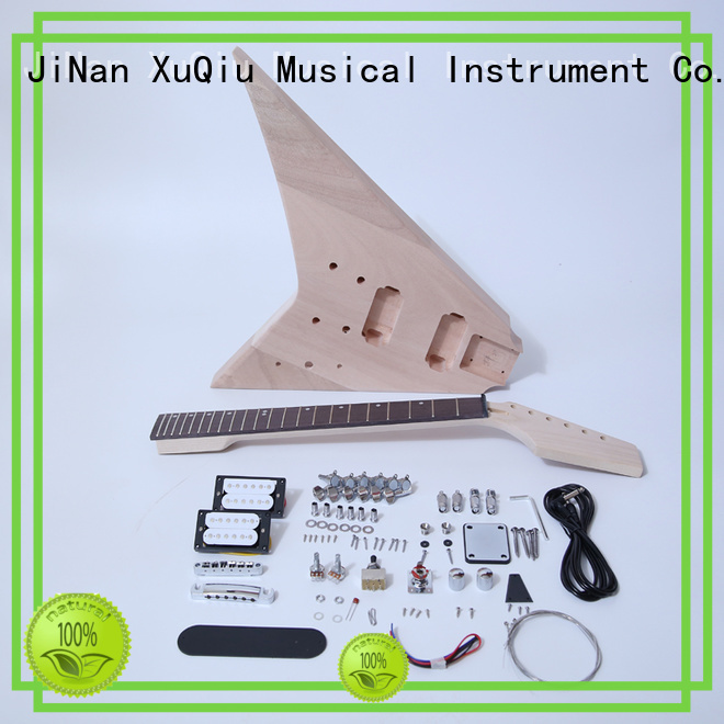 XuQiu high end 12 string guitar kit manufacturer for kids