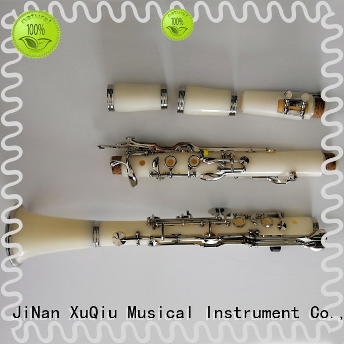 XuQiu color colored clarinets for sale for kids
