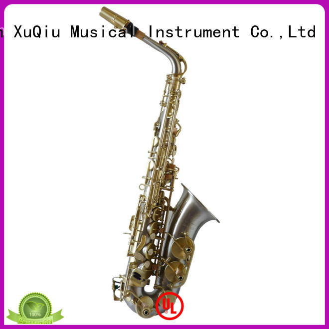 XuQiu professional best intermediate alto saxophone brands for student