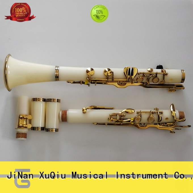 XuQiu xcl302wh types of clarinets woodwind instruments for beginner