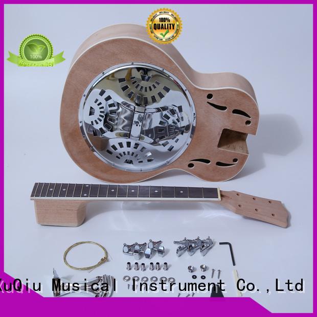 XuQiu custom 8 string guitar kit manufacturer for beginner