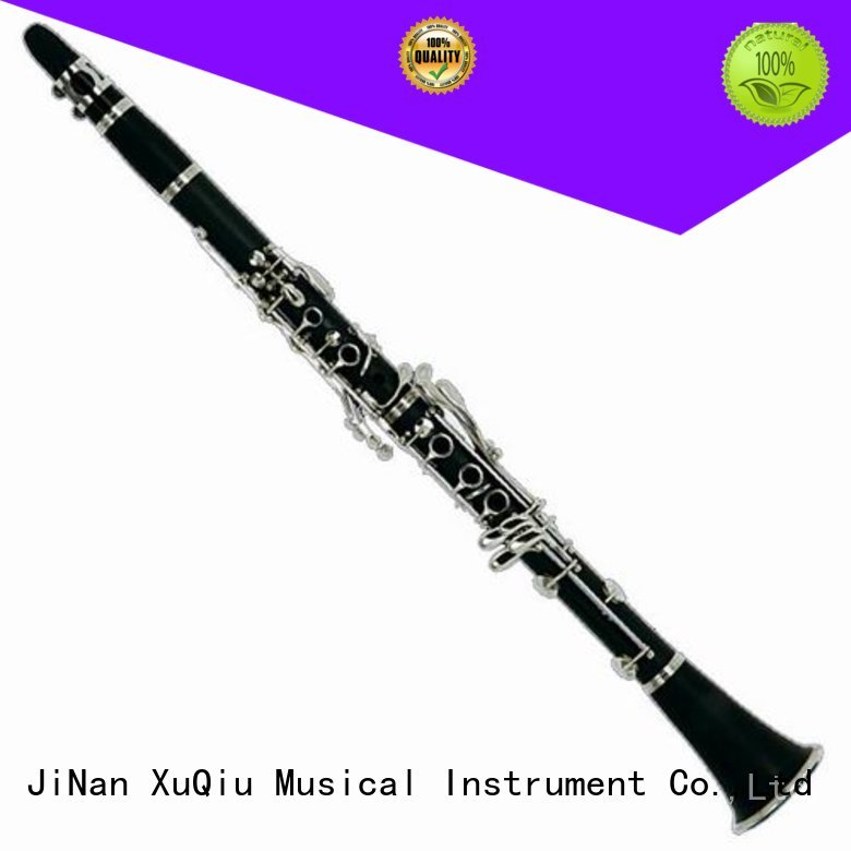 wooden contrabass clarinet ebony woodwind instruments for concert
