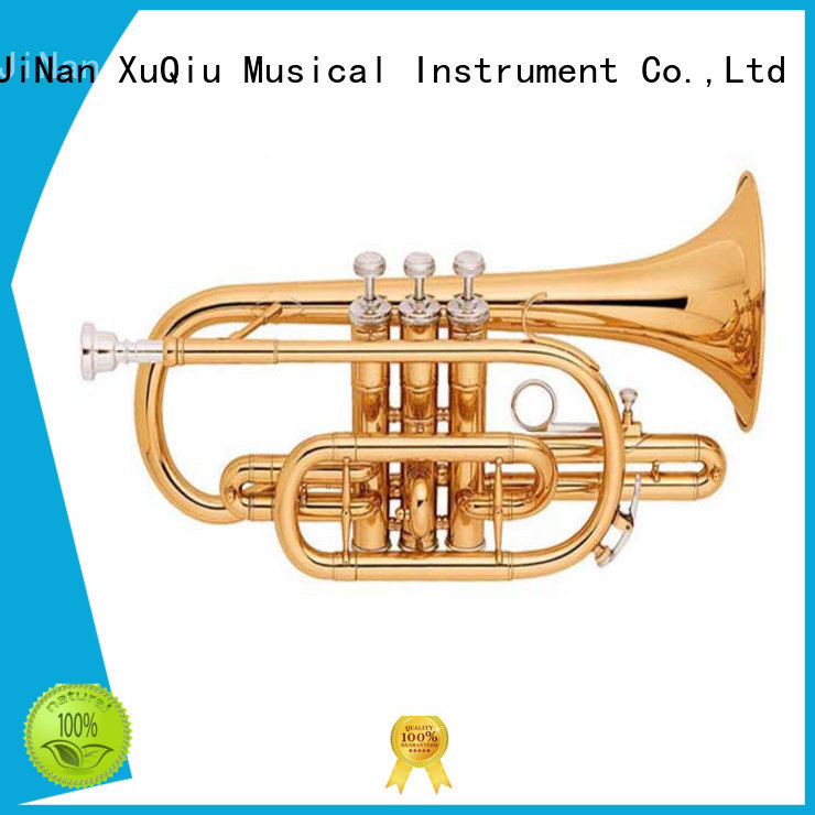 XuQiu trumpet solo brands for beginner