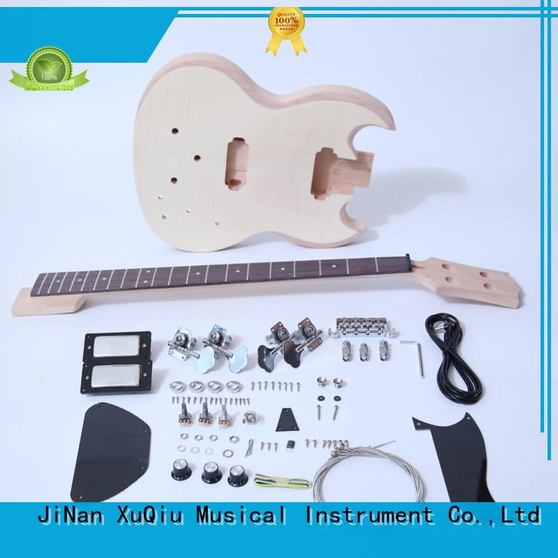 XuQiu electric jazz bass kit woodwind instruments for student