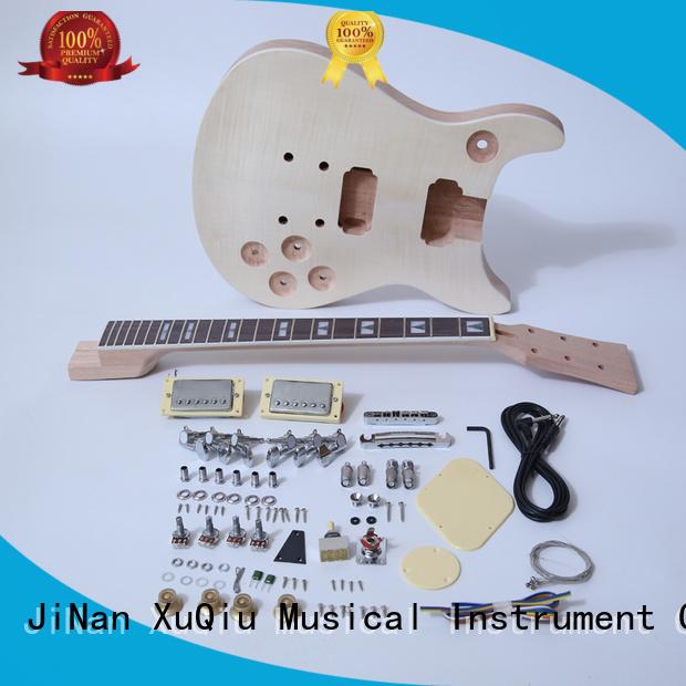XuQiu best diy telecaster guitar kit manufacturer for concert