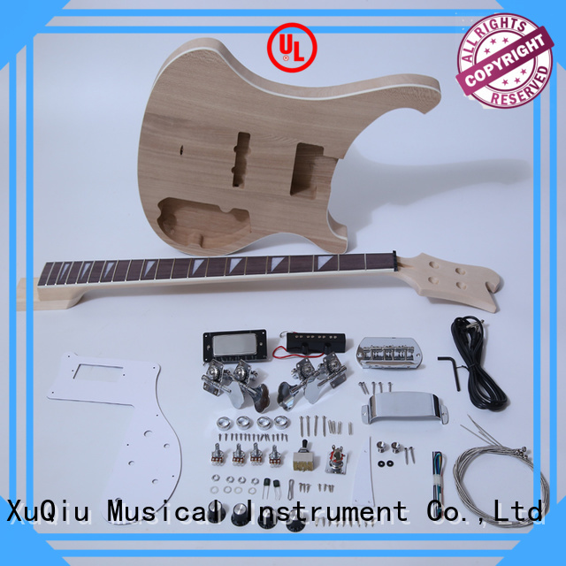 XuQiu left handed bass kit woodwind instruments for competition