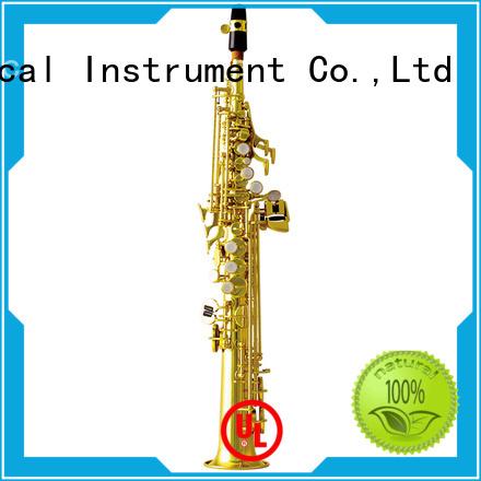 XuQiu professional soprano saxophone manufacturer for concert
