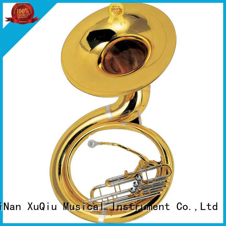 new sousaphone instrument band instrument for band