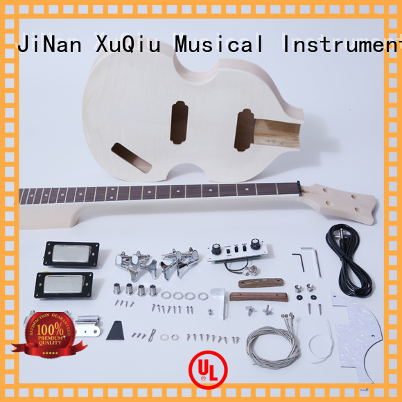 XuQiu left handed bass kit for sale for beginner