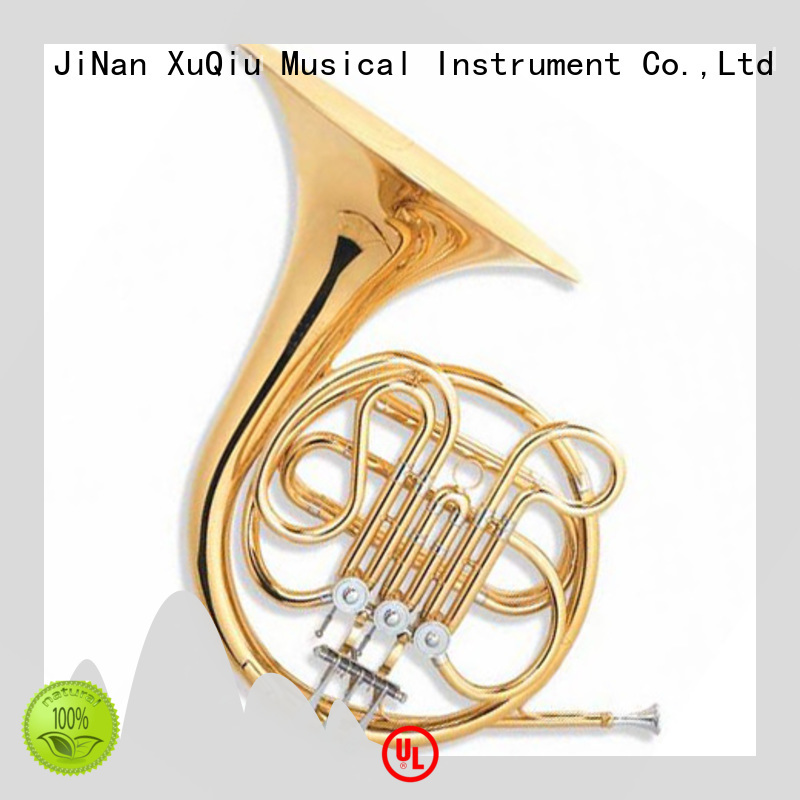 XuQiu mini bass french horn makers for concert