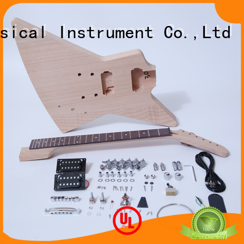 high end beginner guitar kit supplier for beginner