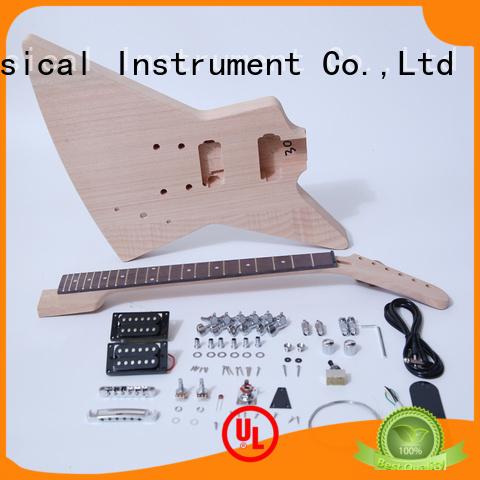 high end beginner guitar kit supplier for beginner