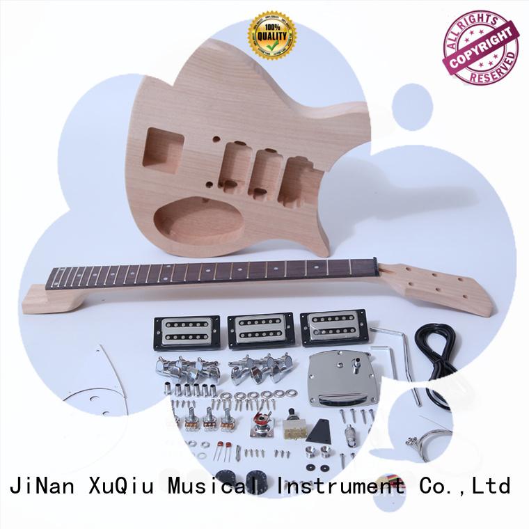 diy 12 string electric guitar kit supplier for concert