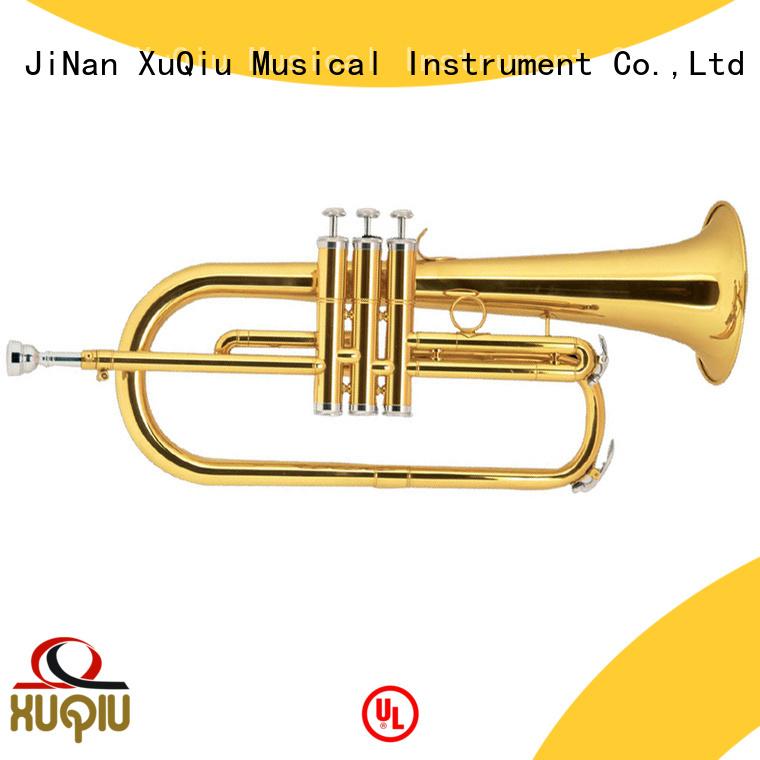 XuQiu xtr023 plastic trumpet brands for concert