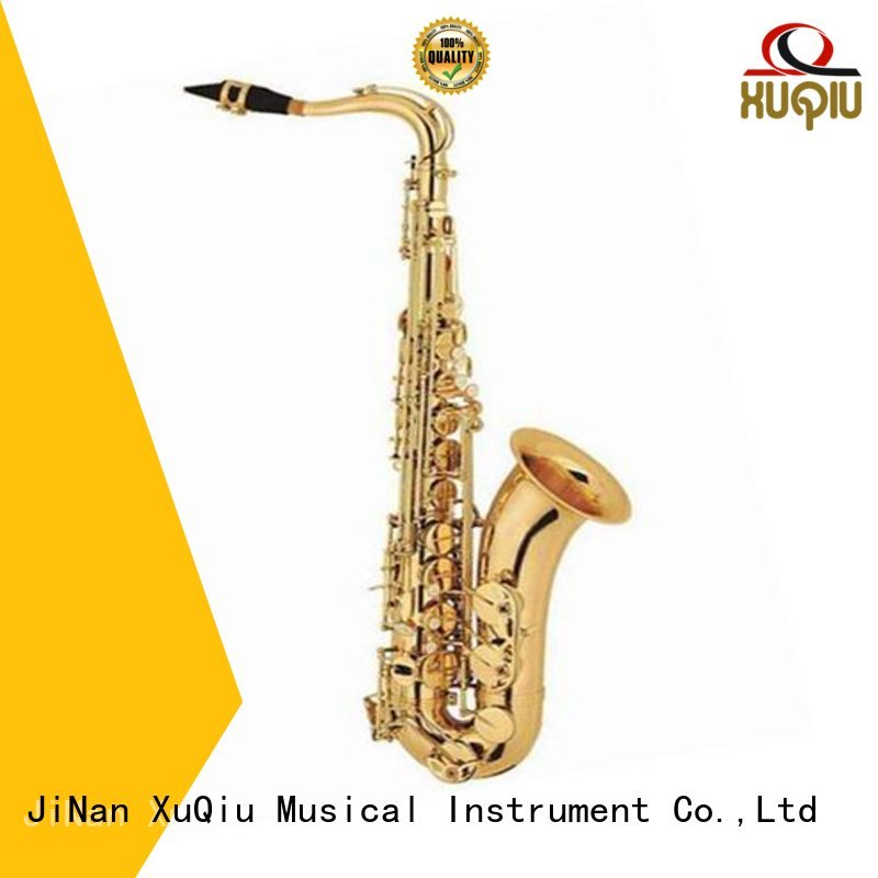 XuQiu cool best tenor saxophone for sale for concert