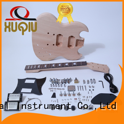 diy unfinished guitar kit supplier for concert