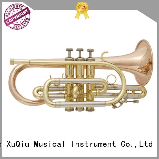 XuQiu cool student trumpet design for student