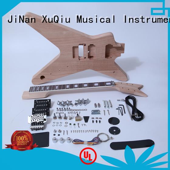 XuQiu fretwire guitar kits supplier for kids
