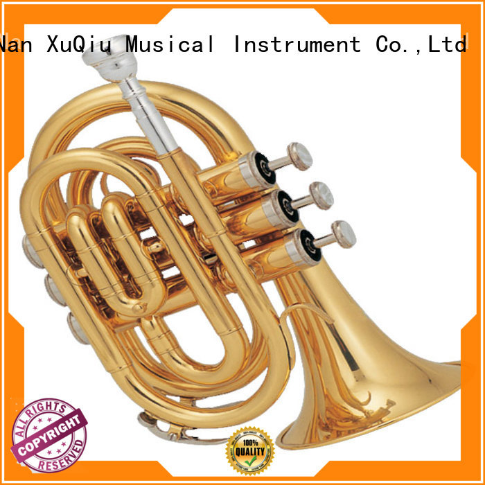 XuQiu best b flat trumpet price for beginner