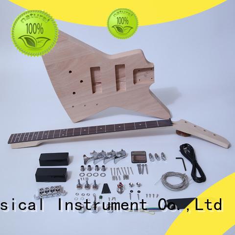 XuQiu diy jazz bass kit woodwind instruments for student