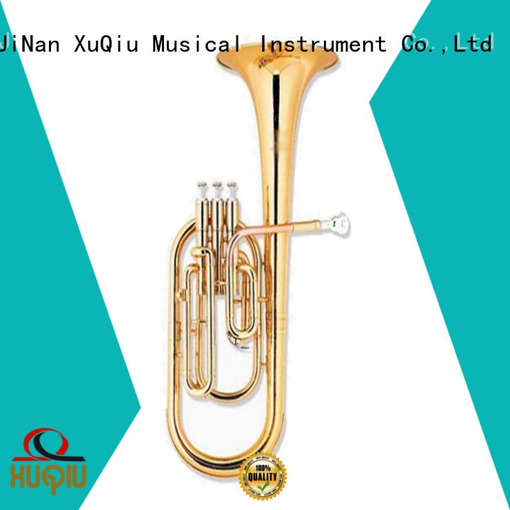XuQiu china e flat alto horn supplier for concert