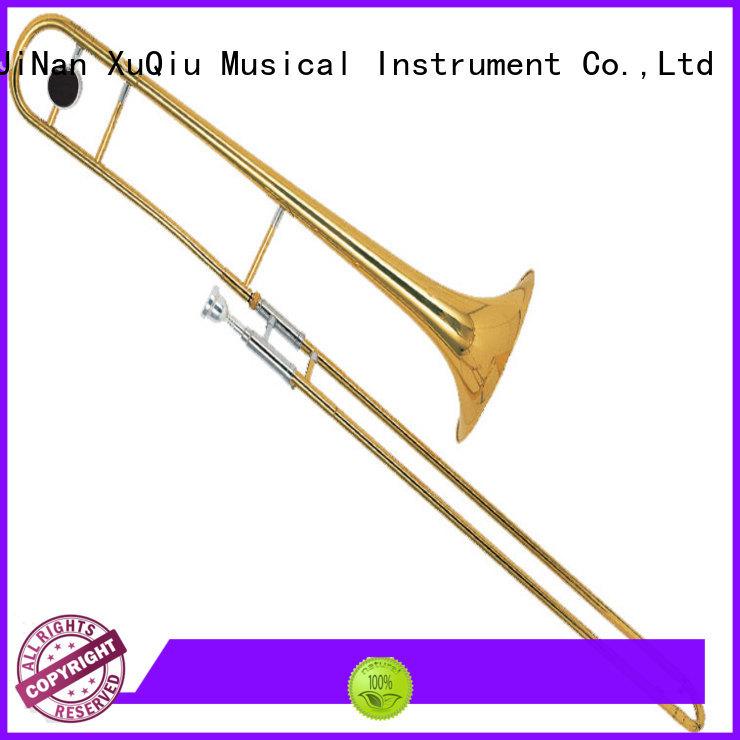 XuQiu bach trombone solo for student