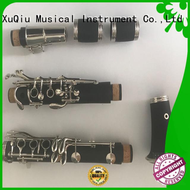 wooden e flat clarinet manufacturer for beginner