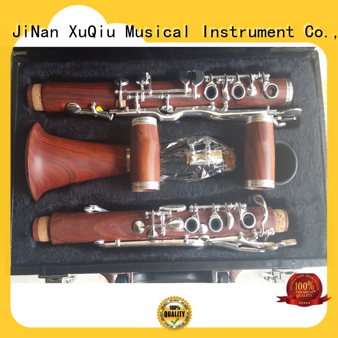 XuQiu high g clarinet woodwind instruments for student
