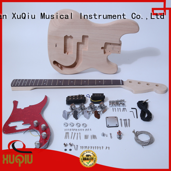 XuQiu kit build your own bass kit woodwind instruments for kids