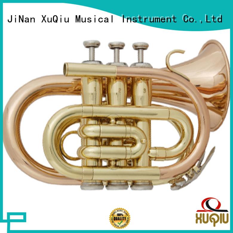 XuQiu best trumpet design for student