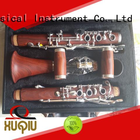 XuQiu color g clarinet manufacturer for concert