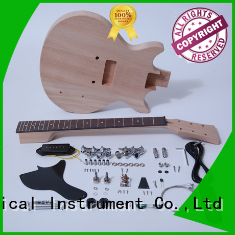 XuQiu 7 string guitar kit supplier for beginner