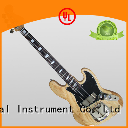 XuQiu electric bass sound for competition