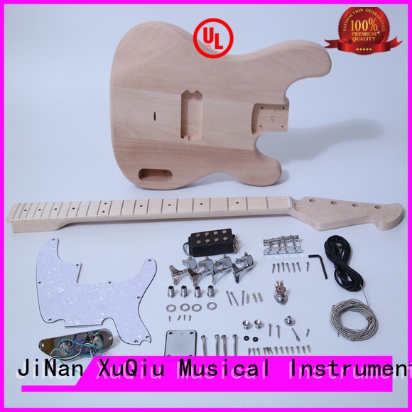 XuQiu telecaster bass kit for sale for concert