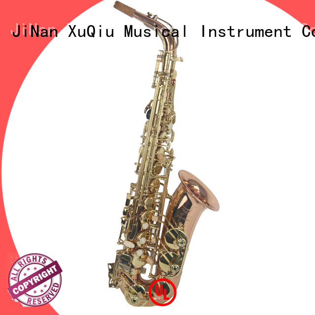 XuQiu Wholesale selmer alto saxophone brands for student
