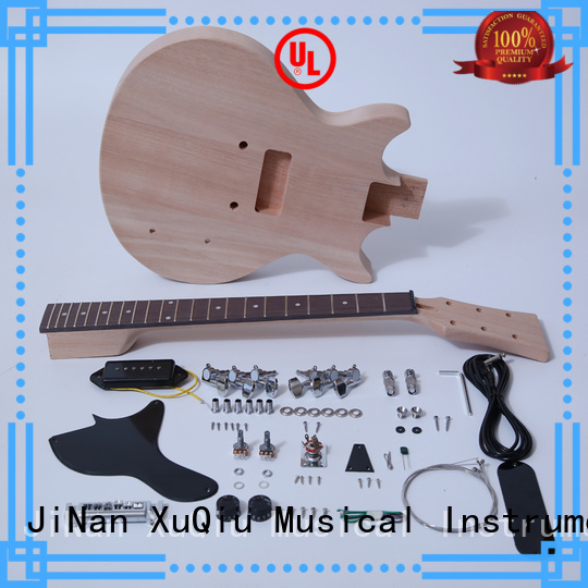 XuQiu double best acoustic guitar kits manufacturer for kids