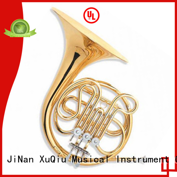 XuQiu Wholesale left handed french horn brand for concert