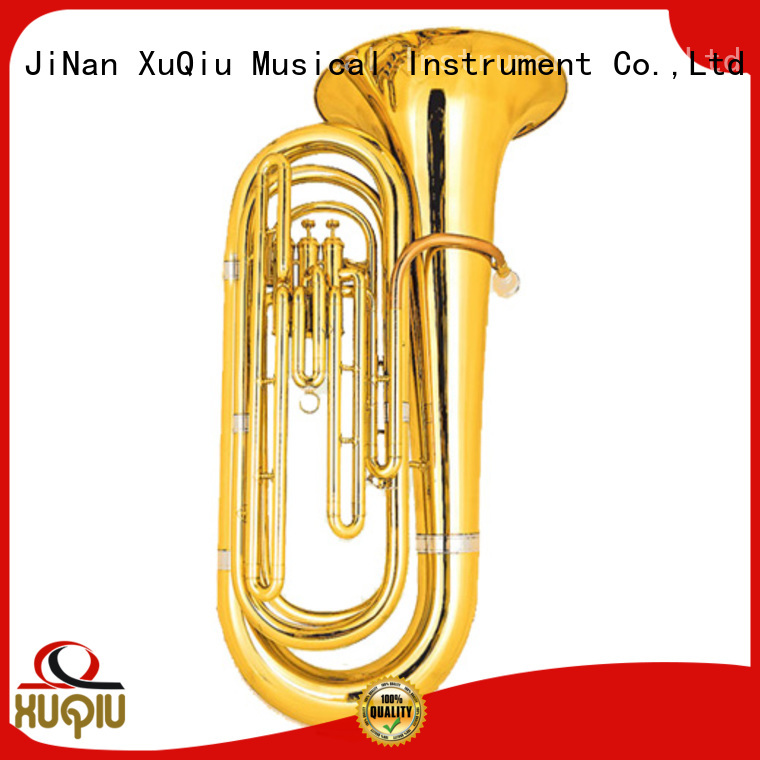 XuQiu xta012 best tuba brands band instrument for competition
