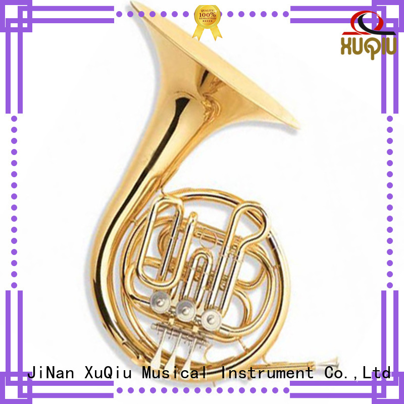XuQiu french horn instrument brand for kids