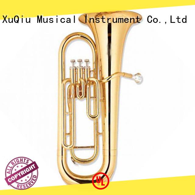 XuQiu piston bass euphonium band instrument for concert