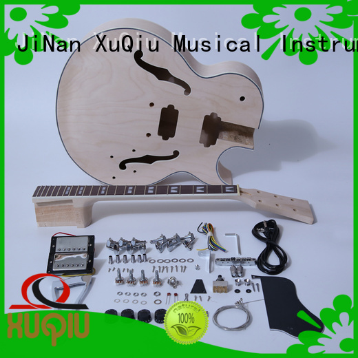 XuQiu Wholesale best guitar kits supplier for concert