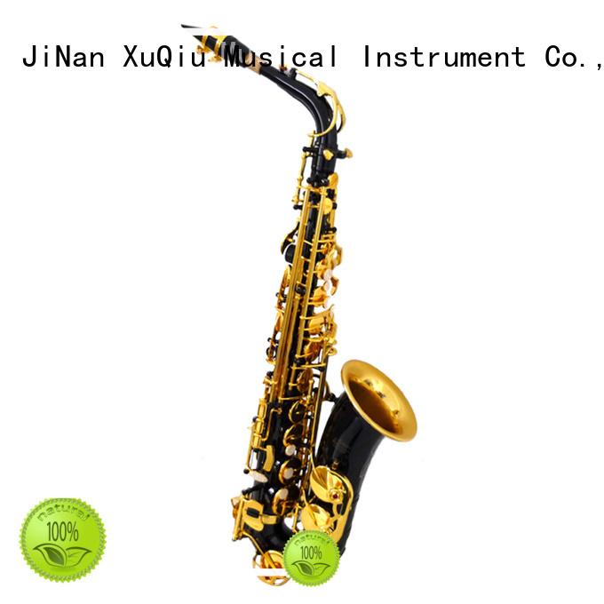 XuQiu king alto saxophone supplier for student