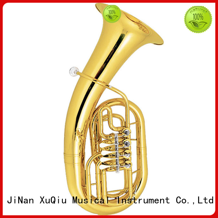 XuQiu 4 valve euphonium band instrument for competition
