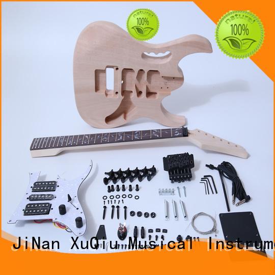 XuQiu premium guitar kits for sale supplier for beginner