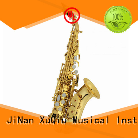 XuQiu professional curved soprano saxophone makers for student
