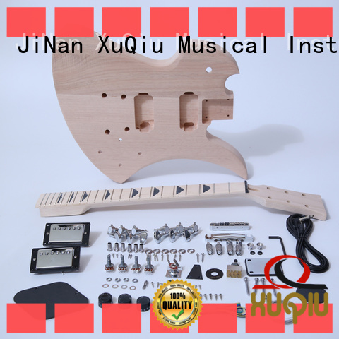 XuQiu fretwire guitar kits for sale for kids
